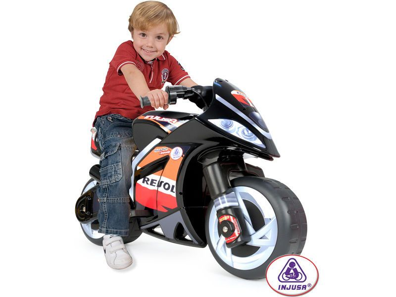 Kids Children Toddler Repsol Electric Battery Powered Ride On ...
