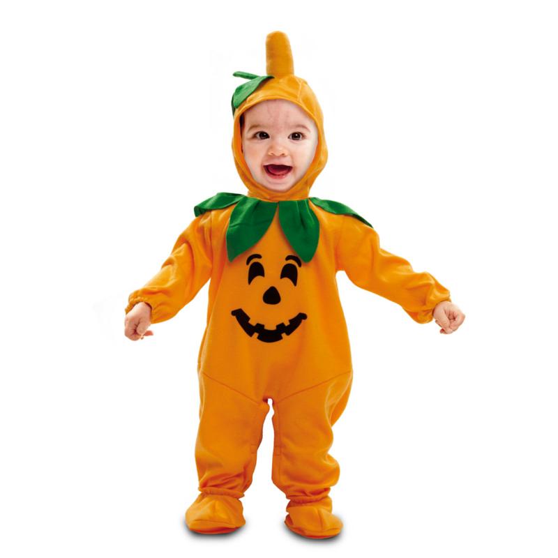 Disfraz De Calabaza Para Bebé Halloween Disfraces Disfraces Disfraces Originales Para Niños