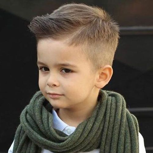 35 Cute Toddler Boy Haircuts 2019 Guide In 2020 Boys Haircuts Toddler Haircuts Little Boy Haircuts