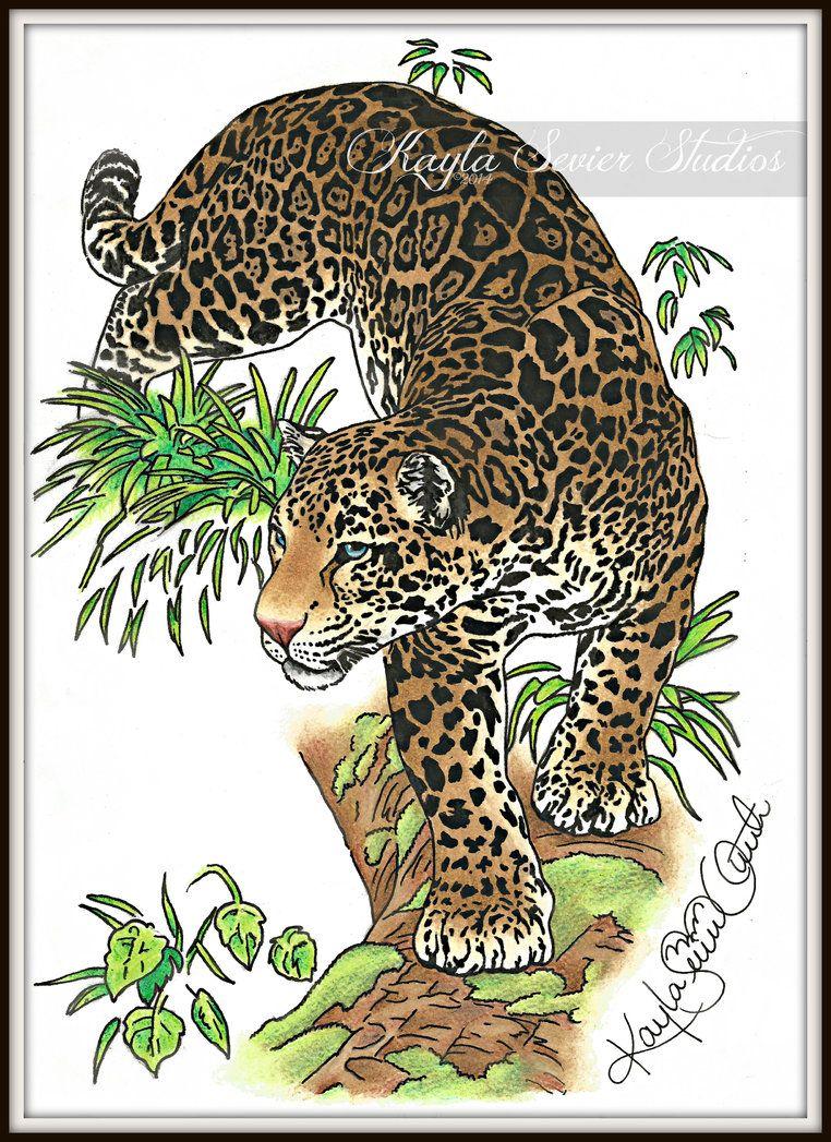 Design Jaguar Tattoo In 2020 Jaguar Tattoo Animal Tattoos Tattoo Designs