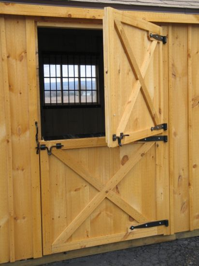 How to make a dutch door for a chicken coop google for Dutch barn shed plans