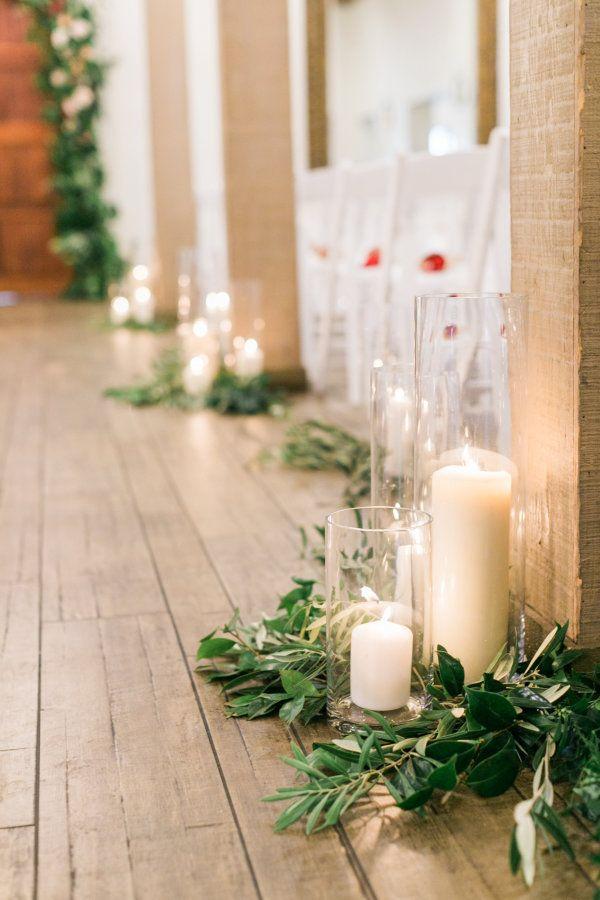 Hochzeitsgang Dekor? Hier sind 5 einfache Ideen   – Wedding flowers
