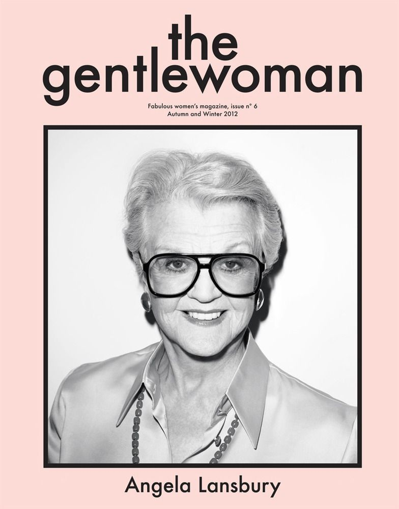 The Gentlewoman Issue nº 6 Autumn and Winter 2012