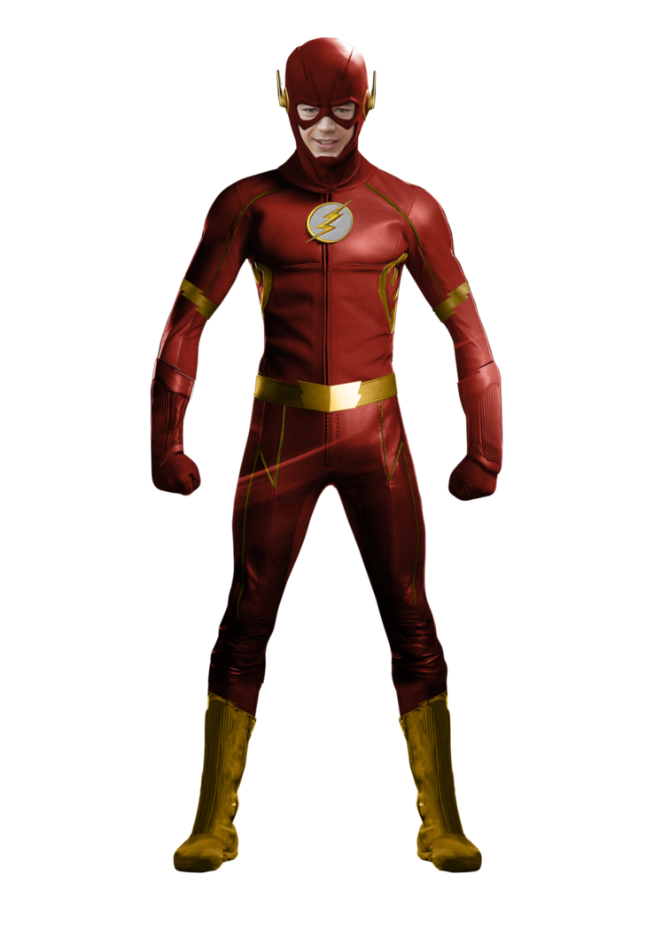 Flash Suit Concept Update [Flash CW] by TrickArrowDesigns ...