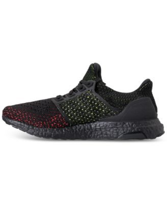 a8e8c45ef77e3 adidas Men s UltraBOOST Clima Running Sneakers from Finish Line - Black 11.5