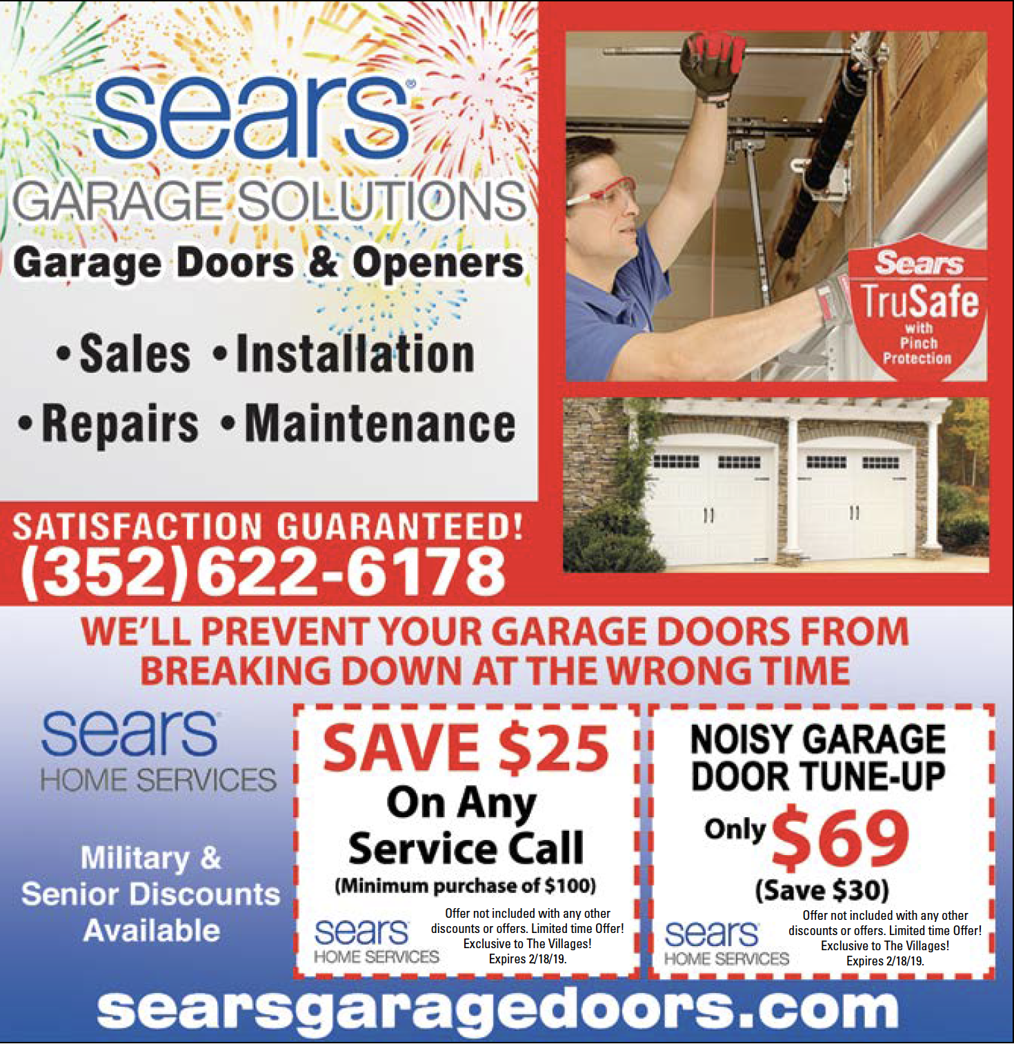Garage Doors Openers Sales Installation Repairs And Maintenance We Ll Prevent Garage Doors From With Images Garage Solutions Garage Doors Garage Door Installation