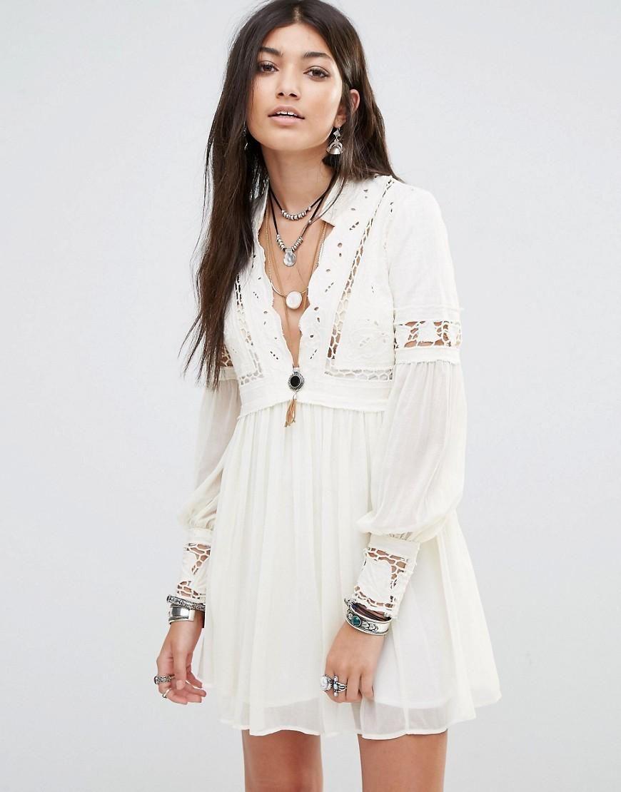 Pin by kara michelle on B O H E M E | Casual white dress ...