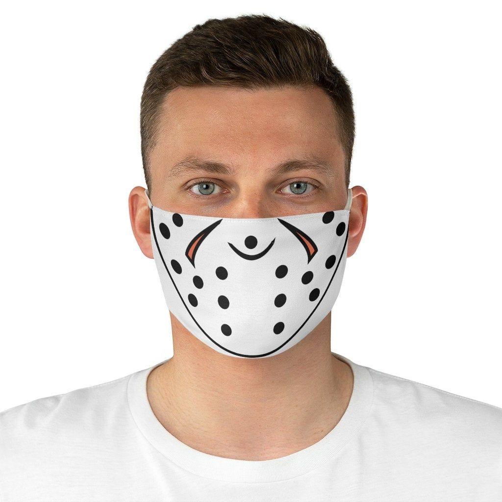Halloween 2020 Jason Face Jason Voorhees Halloween Costume Hockey Reusable Face Mask | Etsy