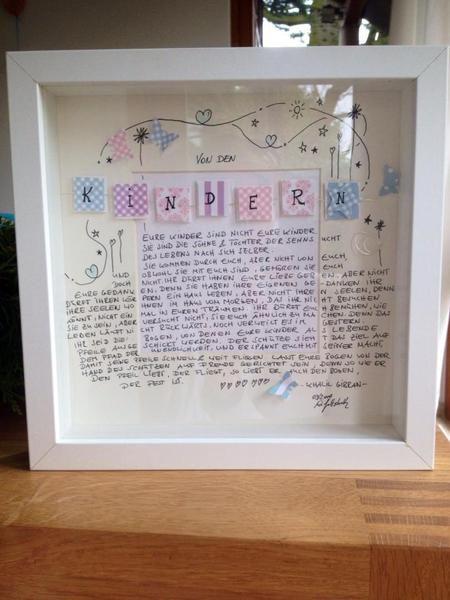 Bild fürs Kinderzimmer, gerahmt von WG ART | Wiebke Gottschalk  auf DaWanda.com