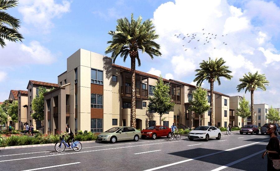 Phase 1a Of Jordan Downs Public Housing Breaks Ground In Watts Green City New Urbanism Los Angeles Neighborhoods