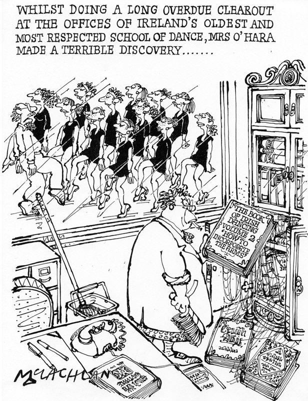 Image result for irish dancing cartoon