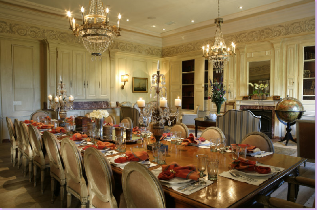 I Have Always Dreamed Of Having A Huge Dining Room Table For The