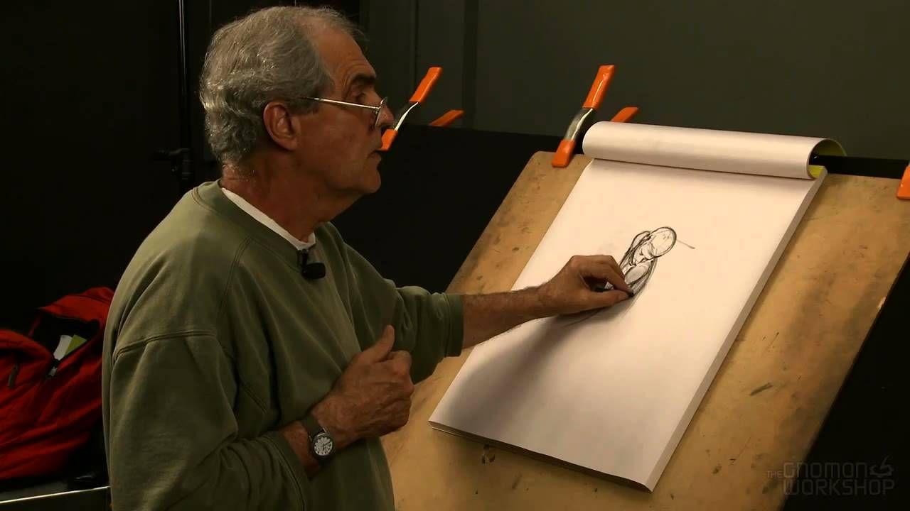 TheGnomon.Workshop.Drawing.Figure.1.Capturing.Gesture