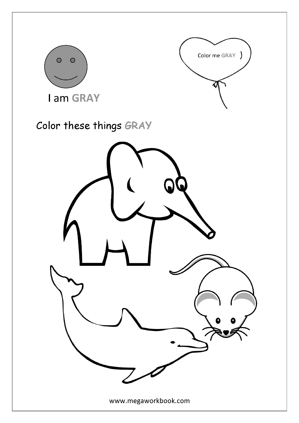 Learn Colors Red Coloring Pages Blue Coloring Pages Yellow Coloring Pages Green Colori Orange Pink Color Learning Colors Color Worksheets For Preschool [ 1403 x 992 Pixel ]