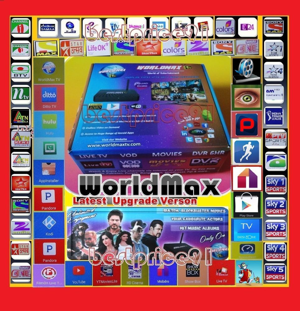 Top 12 World Max Tv Box Channels - Gorgeous Tiny