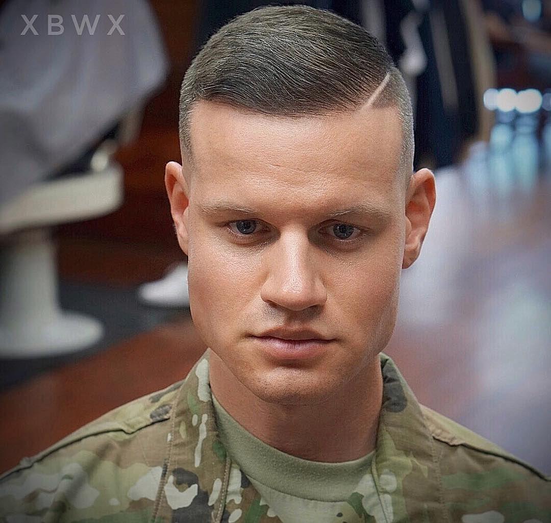 Wes Staucet Xbigwesx Instagram Fotos Und Videos Military Haircut Mens Haircuts Short Military Hair