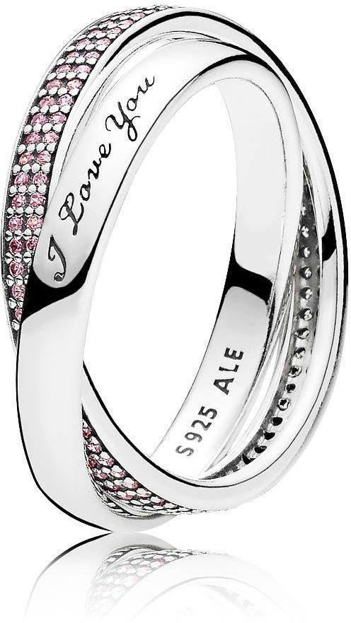 1b047170d Pandora Sweet Promise Ring #pandora #promiserings #ring #sweet #pink  #SterlingSilver #iloveyou #shopping #shoppingonline #onlineshopping  #fashion #jewellery ...