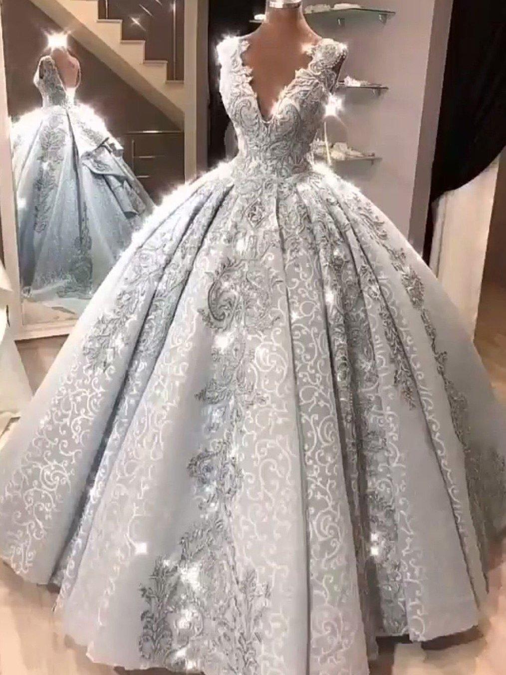 Princess Prom Dress