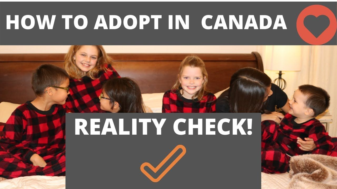 How long does it take to adopt a child in canada