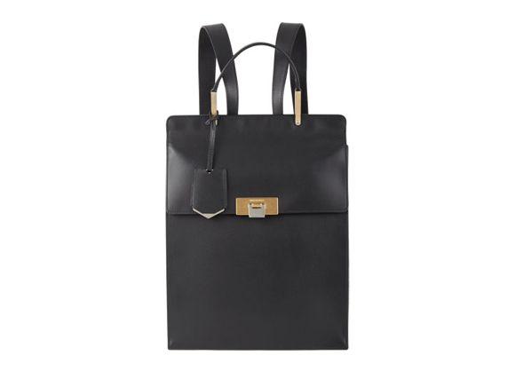 BALENCIAGA Le Dix Backpack $ 1,765 one of our Top Ten Fashionable Backpacks #balenciaga