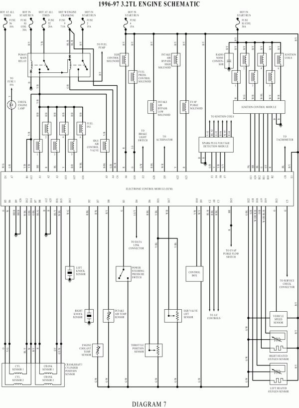 12 1995 Acura Integra Engine Wiring Diagram Acura Integra Electrical Wiring Diagram Diagram