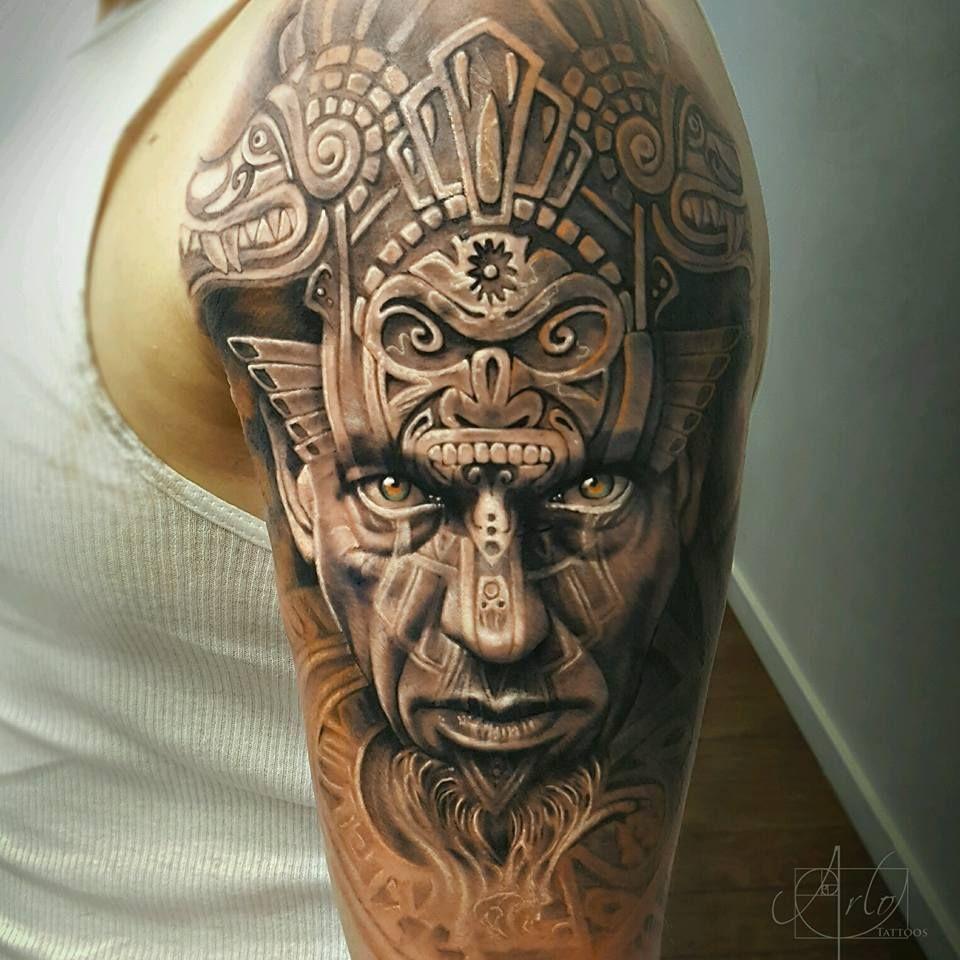 Arlo tattoos