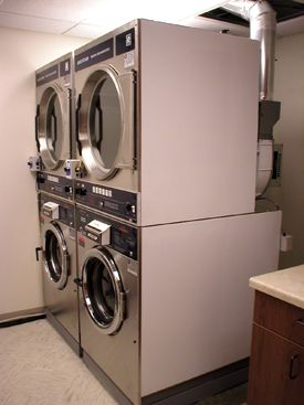 Dexter Laundry Industrial Opl Stacked Washer Dryer 3 Loads In