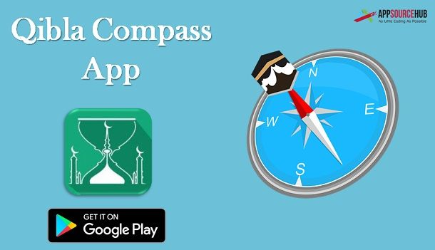 Qibla Compass App for Android Download QiblaFinderApp