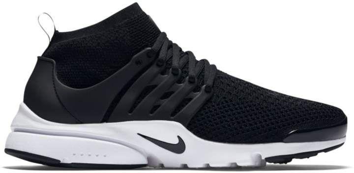 Women's Nike Air Presto Ultra Flyknit 'Triple White' Release