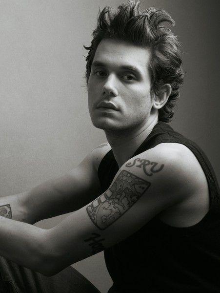John Mayer. My idol