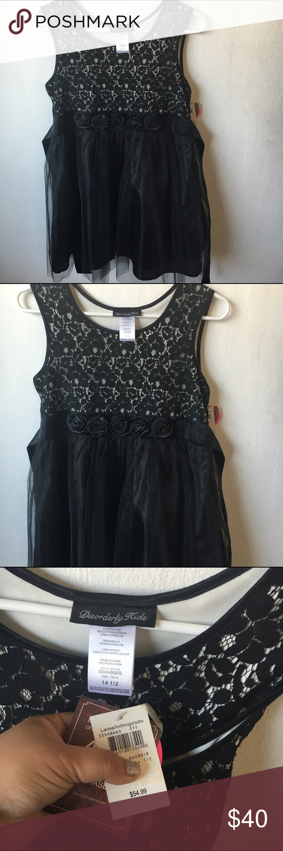 Girls dress size nwt dress formal retail and nordstrom