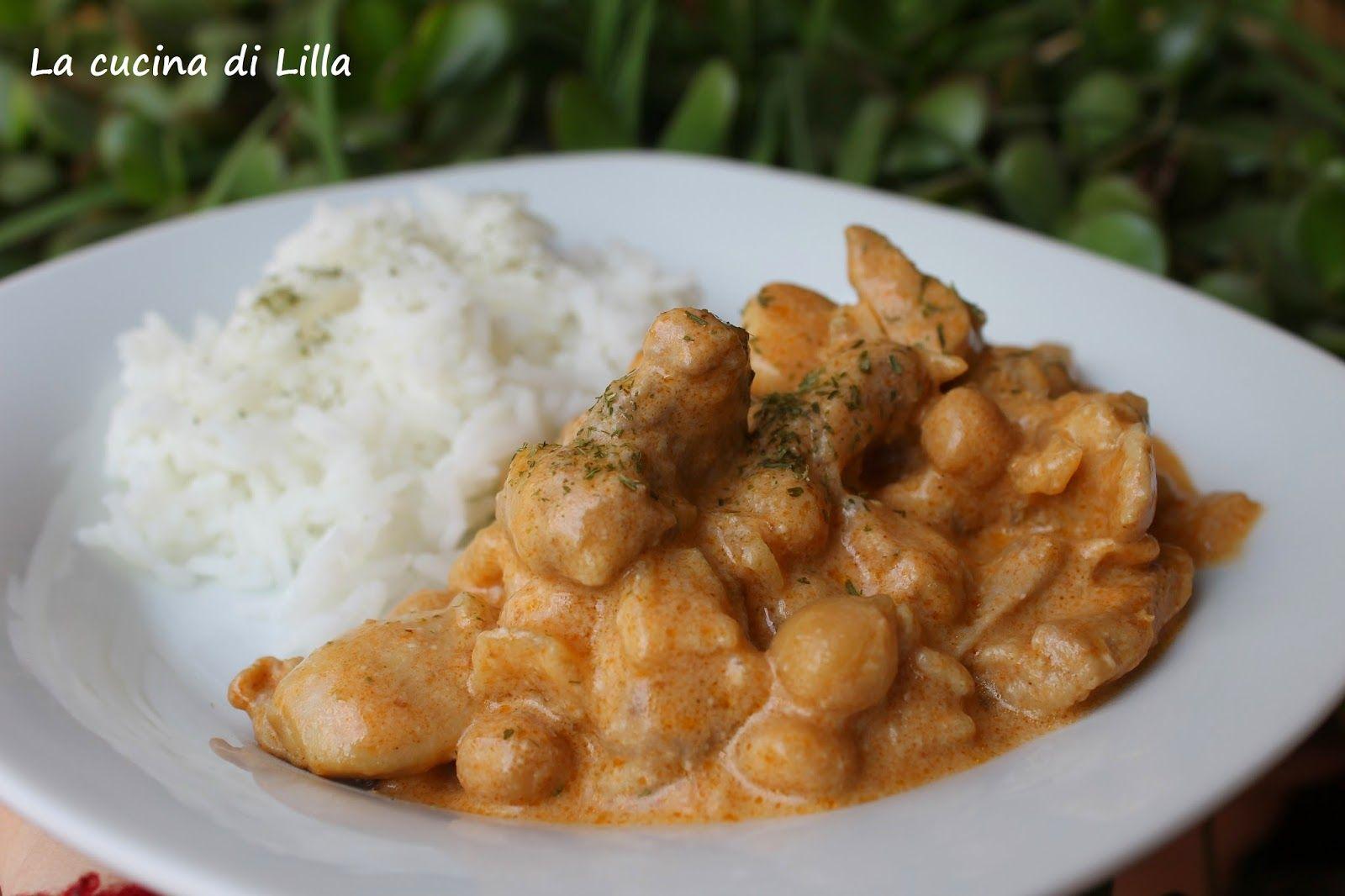 La cucina di Lilla (adessosimangia.blogspot.it): Secondi: Curry di ...