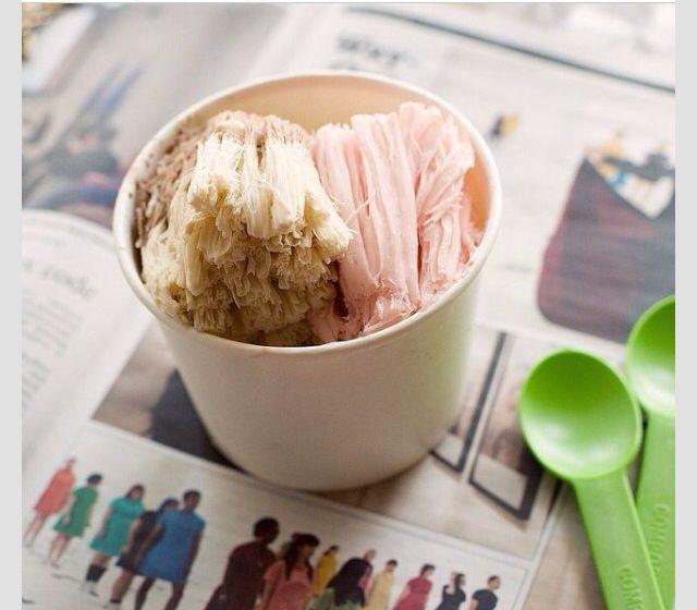 La Snow Ice Food Ice Cream Ice