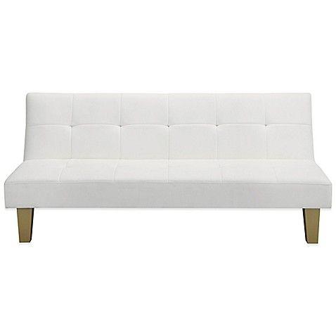 DHP Aria Futon | Futon sofa bed, Futon sofa, Sofa bed  |Aria Futon Sofa Bed