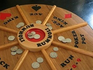 Tripoley Board Game Cadaco, Michigan Rummy, Hearts & Poker ...