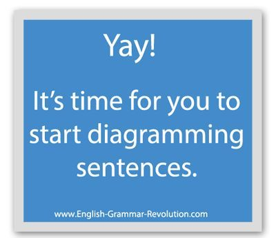 How To Diagram Sentences I Love This This Page Includes Links To