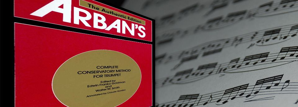 A free PDF download of Arban Method trumpet book  | Music Education