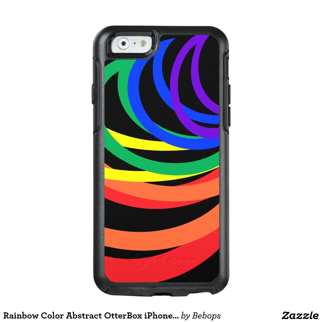 Rainbow Color Abstract OtterBox IPhone 6/6s Case