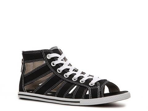 e79d7f094a8 Converse Womens Chuck Taylor All Star Gladiator Sandal Sneaker Womens  Converse Converse Featured Brands Athletic - DSW