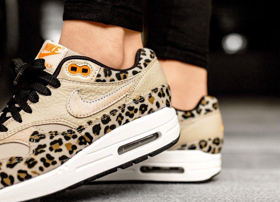 nike wmns air max 1 prm leopard