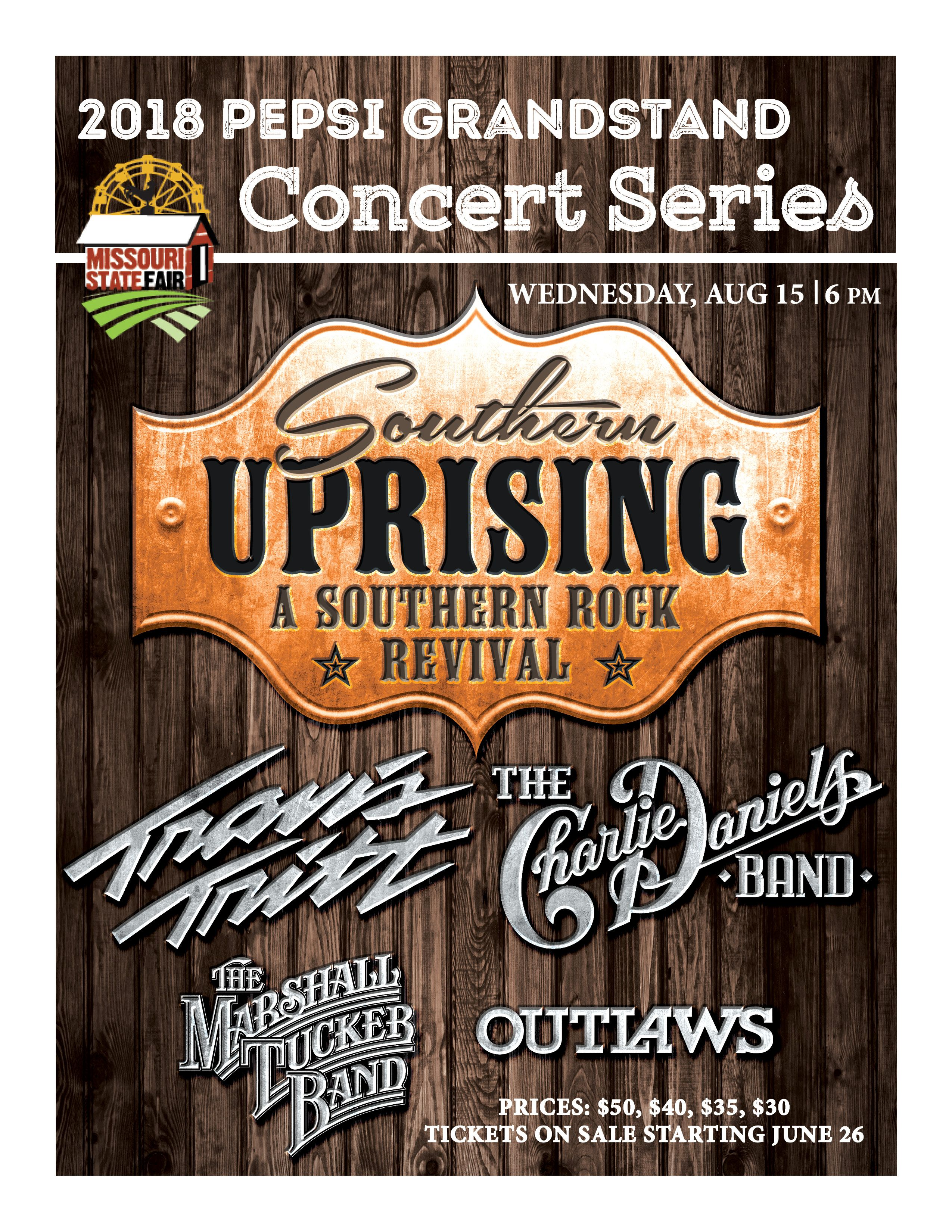 Love Classic Country And Southern Rock Music You Won T Want To Miss This Show Come Home To The Missouri State Missouri State Fair Southern Rock Country Music