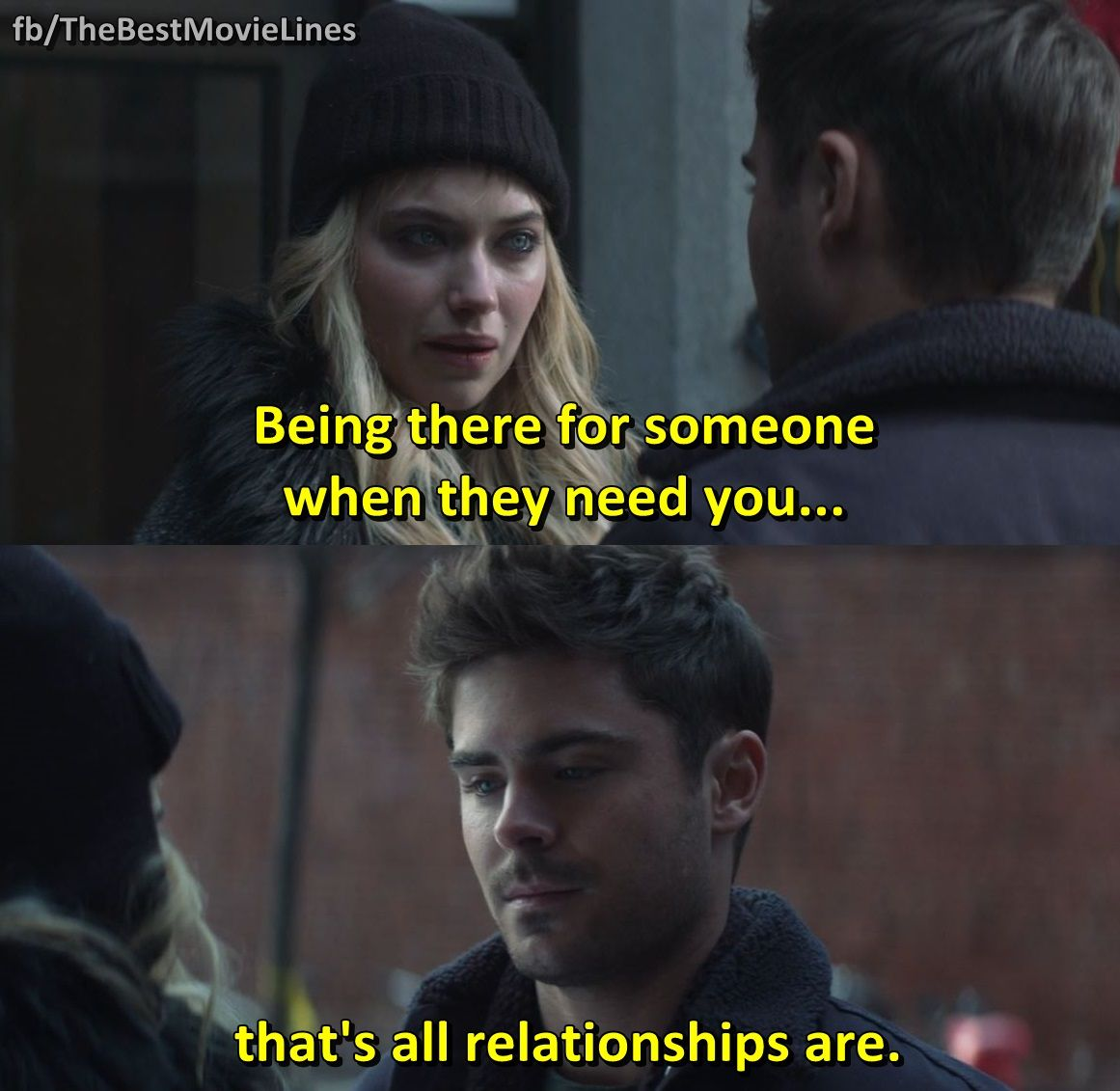 That Awkward Moment Movie Quotes: - That Awkward Moment 2014 Zac Efron Imogen Poots Miles