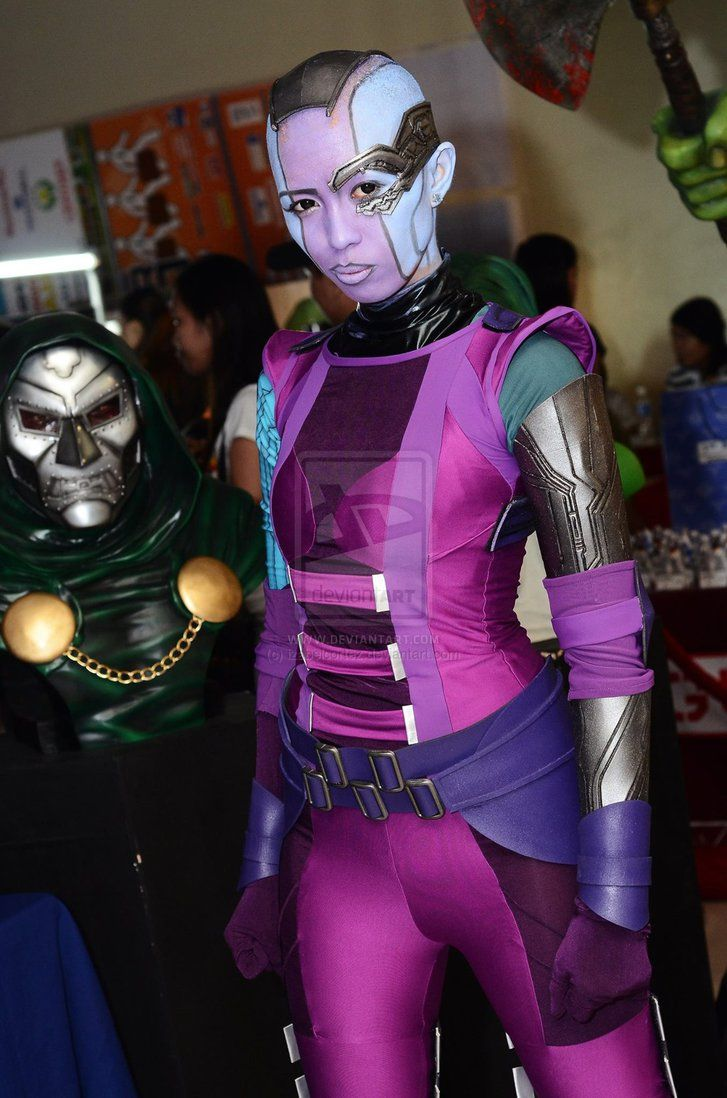 Nebula (Guardians of the Galaxy)