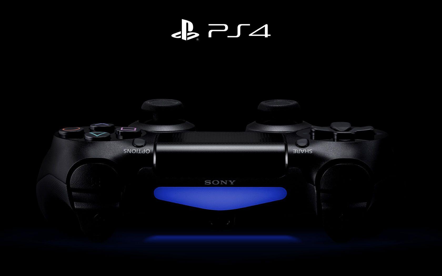 Playstation 4 Joystick Hd Wallpapers Playstation