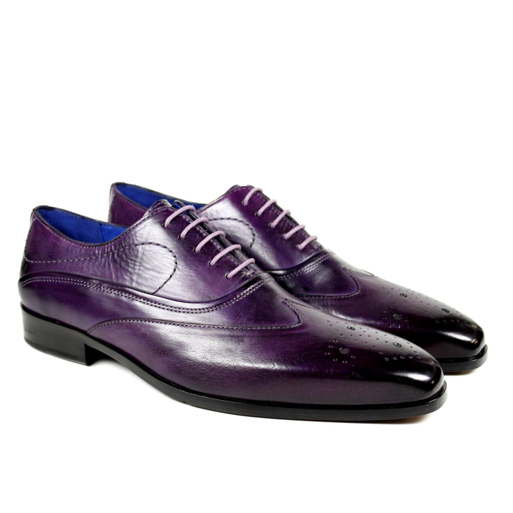 the latest 235cc ecb05 Lewis 4 Crust Purple LS   Hochzeit   Shoes, Oxford shoes ...