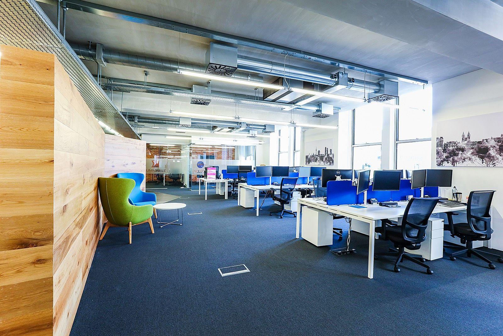 new office designs. A Look Inside Alteryx\u0027s New London Office - Officelovin\u0027 Designs