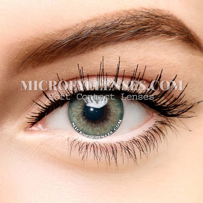 Micro® Eye Cheap Circle Lens PRO Khaki Natural Colored Contacts Lens M0057 #coloredeyecontacts Natural colored contact lenses|Cheap colored contacts prescription|Eye contact lenses colors #coloredeyecontacts