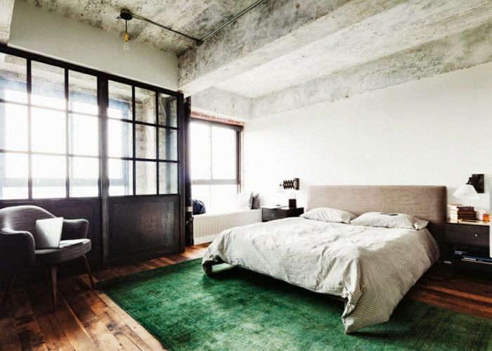 farben kombinieren f r eine originelle und effektvolle einrichtung farben kombinieren gr n. Black Bedroom Furniture Sets. Home Design Ideas