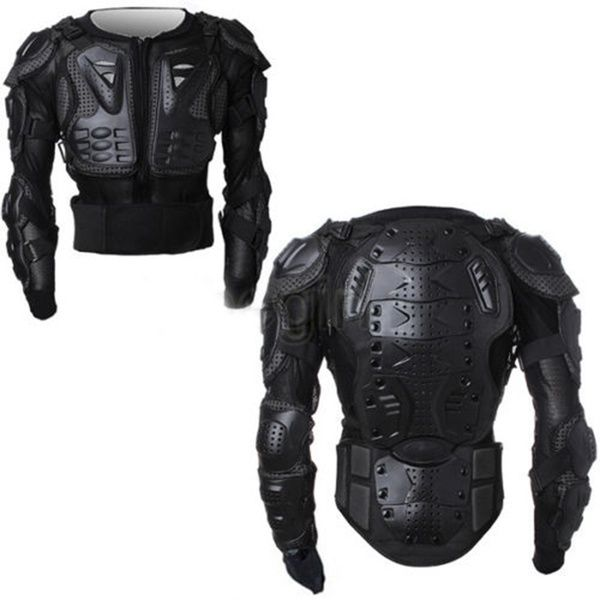 New Unisex Adults Motorcycle Body Armor Vest Jacket Protection Riding Gear Guard