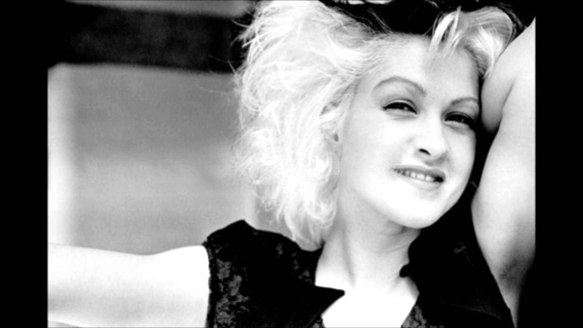cyndi lauper black and white pictures - Google Search